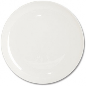 Lumina Fine China Coupe Plate Round - 205mm 8'' (Box 6)