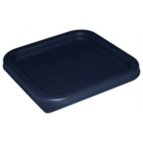 Square Lid Blue Small  1.5 - 3.5ltr