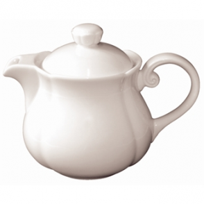 Olympia Rosa Teapot 402ml 14oz (Box 4)