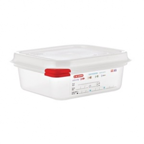 Araven 1/6GN Food Containers 1.1Ltr With Lid