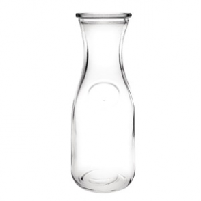 Olympia Glass Carafe 0.5Ltr (6pp)