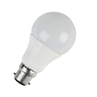 STATUS LED Energy Saving Bulb Bayonet Cap 8W