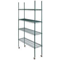 Metro Max Q Shelving Kit 1880(H)