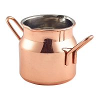 Mini Copper Milk Churn 2.5oz