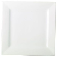 Royal Genware Square Plate 26cm
