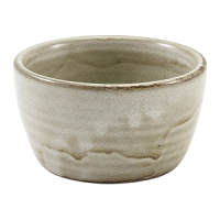 Terra Porcelain Smoke Grey Ramekin 13cl/4.5oz