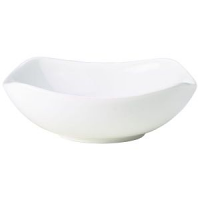 Royal Genware Rounded Square Bowl 15cm