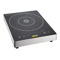 Buffalo Touch Control Single Induction Hob - 3Kw