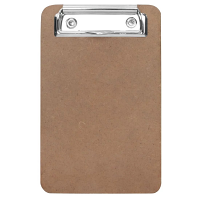 Olympia Wooden Bill Presenter Clipboard - 90x150mm