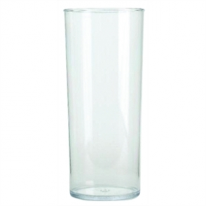 Polycarbonate Hi Ball Glasses 340ml CE Marked (48pc)