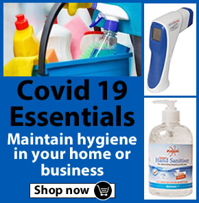 Covid 19 Products to maintain hygiene