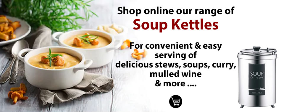 Soup Kettles and Hotpots to buy online