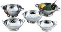 Vogue Stainless Steel Colander