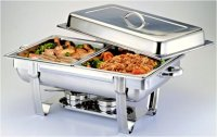Chafing Dish Sets & Fuel