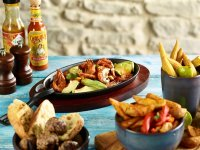 Sizzle Platters and Balti Dishes