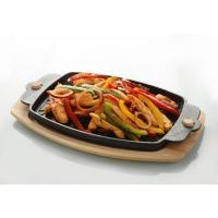 Cast Iron Sizzlers and Pots