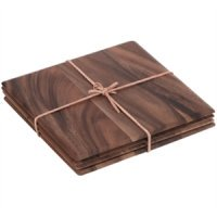Wooden and Cork Table Mats