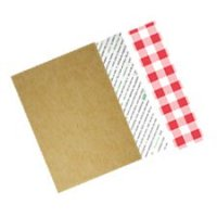 Greaseproof Paper & Bags