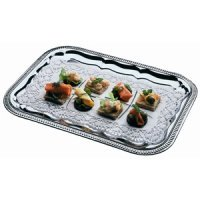 Semi-Disposable Party Trays