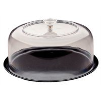 Clear Dome Covers & Trays