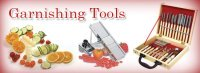 Garnishing and Carving Tools