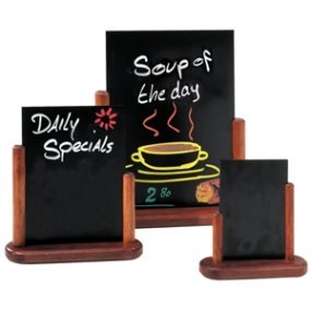 Menus & Boards