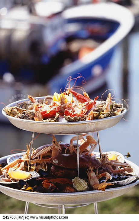 Seafood Platters & Stands