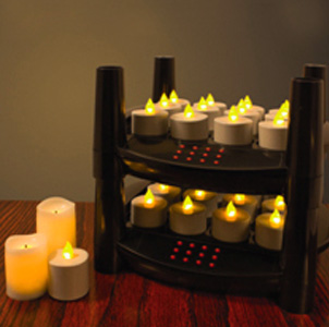 Rechargable Candles