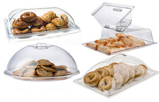 Tray With Covers
