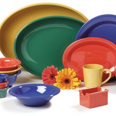Melamine & Polycarbonate Crockery