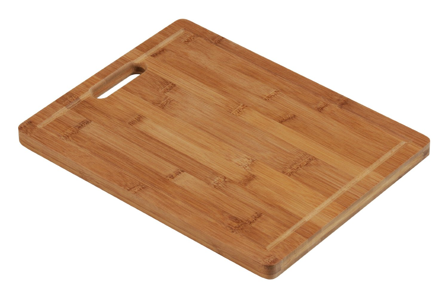 Bamboo Wood Cutting Board Kitchen Chopping Block with Removable Slide-Out Tray. Brand New. $ or Best Offer. Free Shipping. Sold. Thick End Grain Bamboo Wood Cutting Board/Kitchen Butcher Block - Heavy Duty. Brand New.