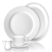 Olympia Linear Crockery