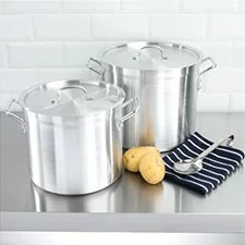 Boiling Pots and Stockpots