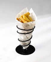 Fries Holders & Serving Stands