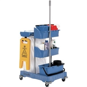 Janitorial Carts & Trolleys