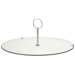 Glass Cheese Stand