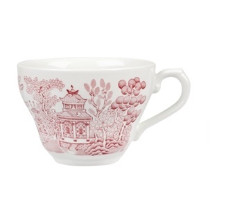 Churchill Vintage Prints -Cups and Saucers