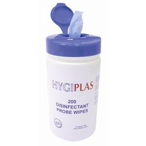 Hygiplas Probe Wipes