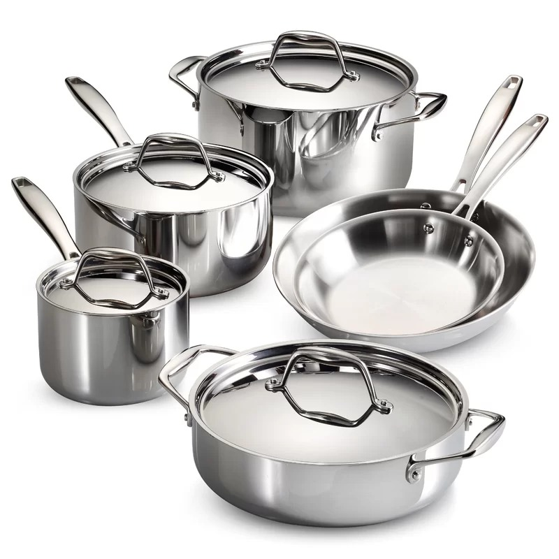 Tri-Wall Pots and Pans