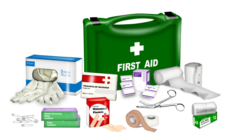First Aid Kits 100 Irish Fast Free Delivery