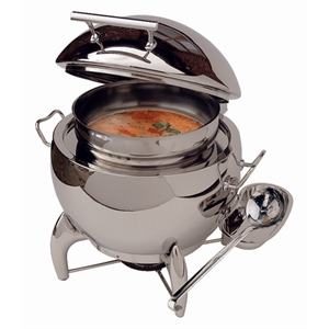 Soup Kettle & Stand