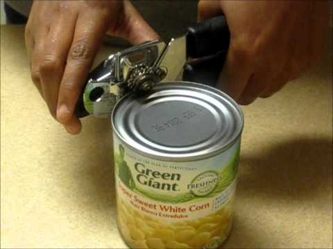Hand Can Opener