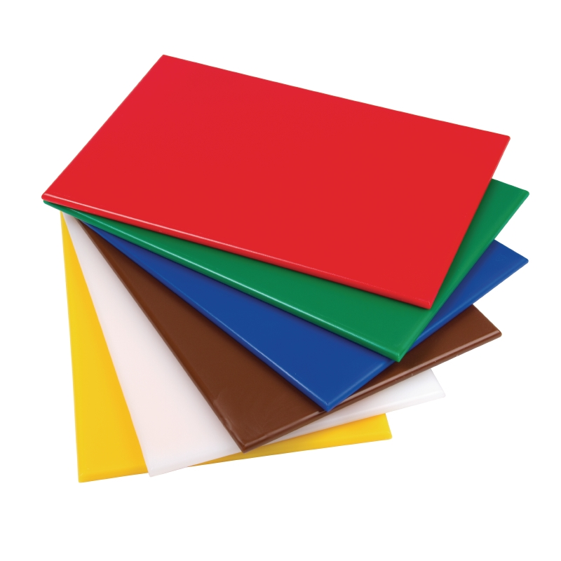 Colour Coded Chopping Board Sets