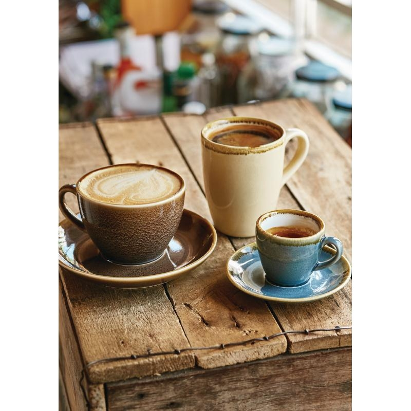 Olympia Kiln Cups and Saucers