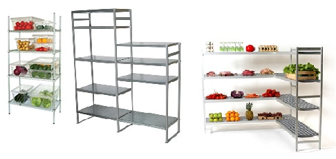 Vogue Modular Shelving