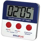 Clocks and Cooking Timers
