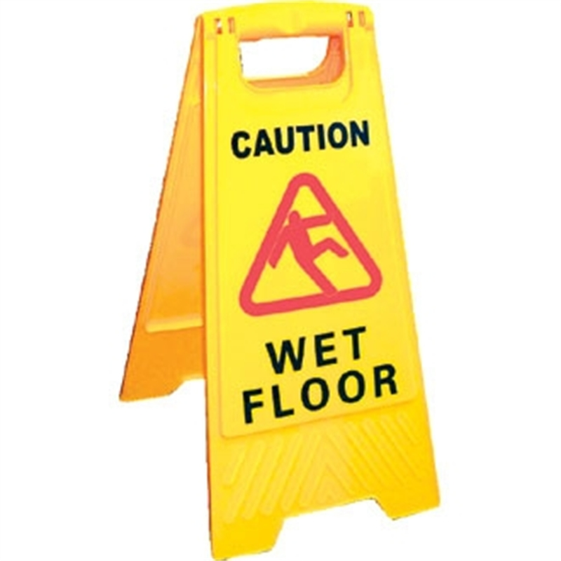 Wet Floor Sign Ireland