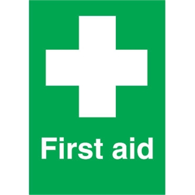 First Aid Symbol Sign Waterford Cork Dublin Galway