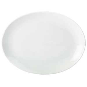 Royal Genware Oval Plate 36cm