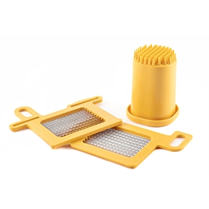Complete Grid Kit & Pusher for Dynacube 7mm